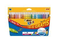 Viltstiften & brushpennen