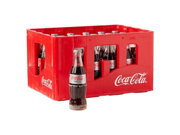 Coca-Cola zero 0,20cl krat 24