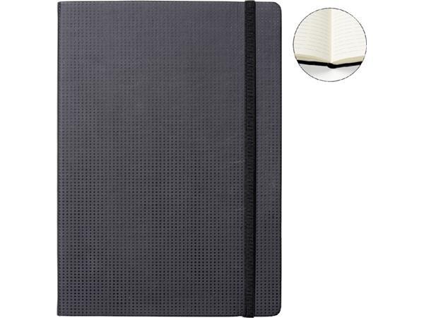 Notitieboek Quantore A5 motief lijn